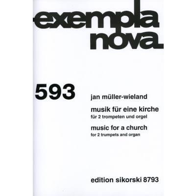 Musik fuer eine Kirche