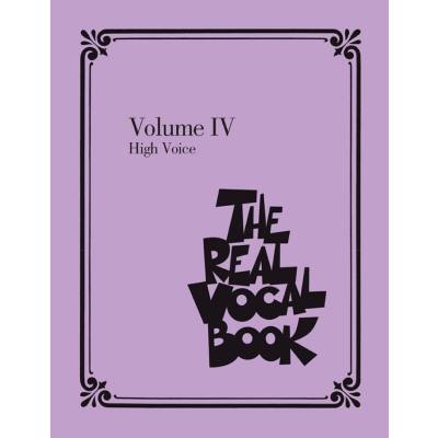 The real vocal book 4