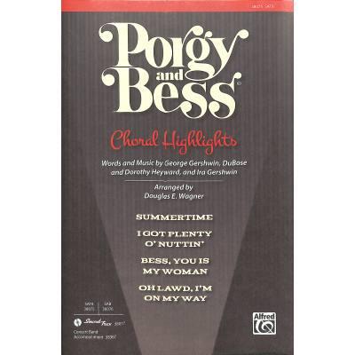 Porgy + Bess - Highlights