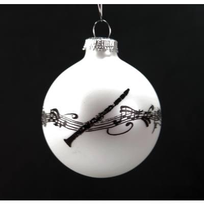 christbaumkugel-klarinette