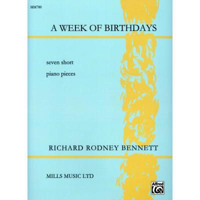 a-week-of-birthdays
