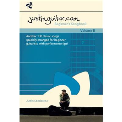 Justinguitar.com beginner´s songbook 2