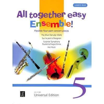 All together easy ensemble 5