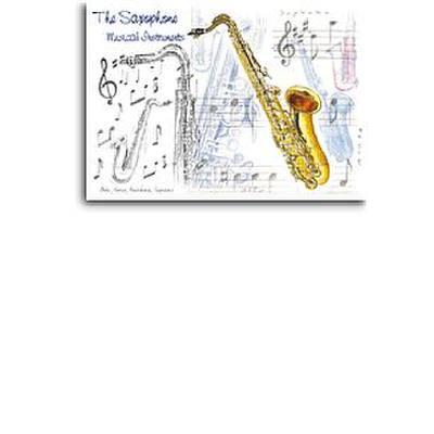 doppelkarte-saxophon