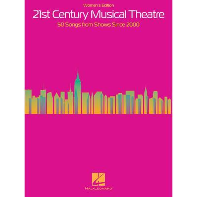 21st century musical theatre