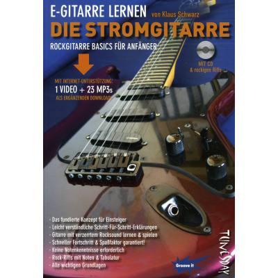 E-Gitarre lernen - die Stromgitarre