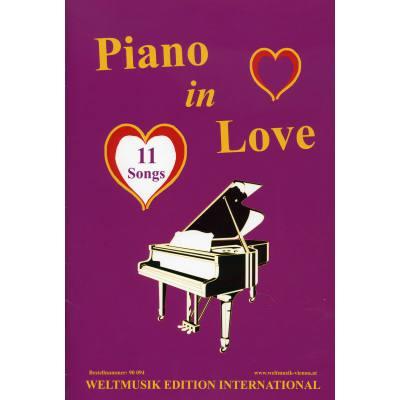 Piano in love