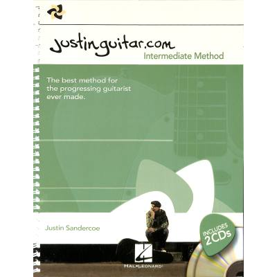 Justinguitar.com intermediate method
