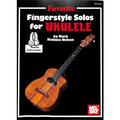 Favorite fingerstyle solos