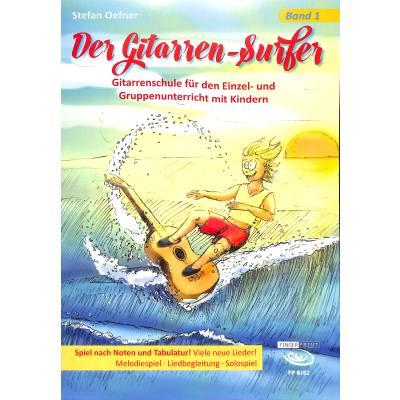 Der Gitarren Surfer 1
