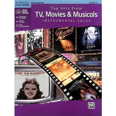 top-hits-from-tv-movies-musicals, 22.95 EUR @ notenbuch-de