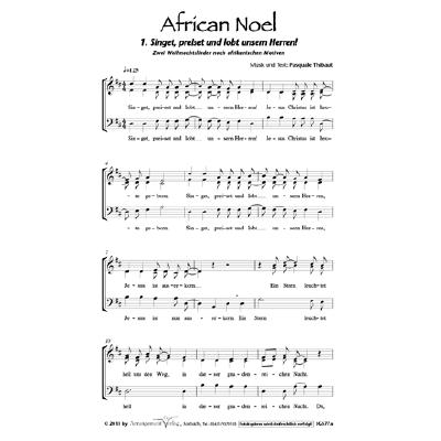 african-noel