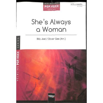 She´s always a woman