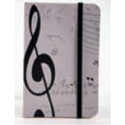 notizbuch-violinschluessel