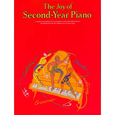 The joy of second year piano
