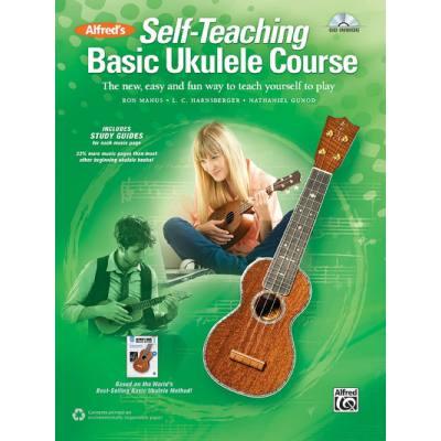 Self teaching basic Ukulele course