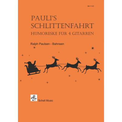 Pauli's Schlittenfahrt | Humoreske