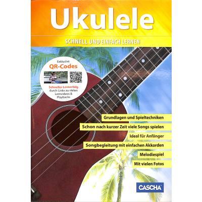 Ukulele - Schnell und einfach lernen