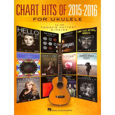 Chart hits of 2015 - 2016