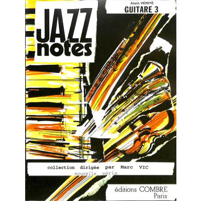 Jazz notes guitare 3