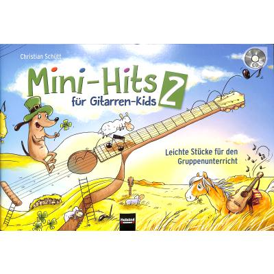 Mini Hits fuer Gitarren Kids 2