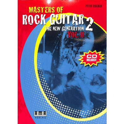 MASTERS OF ROCK GUITAR 2 - THE NEW GENERATION 2