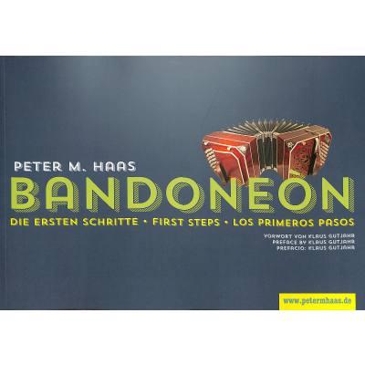 BANDONEON | DIE ERSTEN SCHRITTE