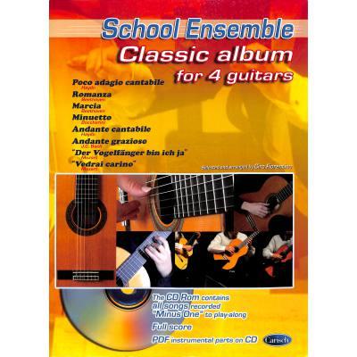 School Ensemble Classic Album