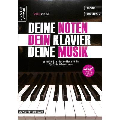 Deine Noten Dein Klavier Deine Musik 1