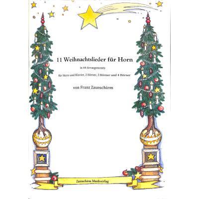 Alphorn Weihnachtslieder.11 Weihnachtslieder