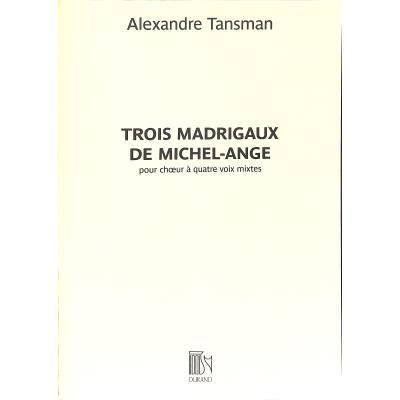 3-madrigaux-de-michel-ange, 10.70 EUR @ notenbuch-de
