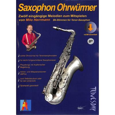 saxophon-ohrwuermer
