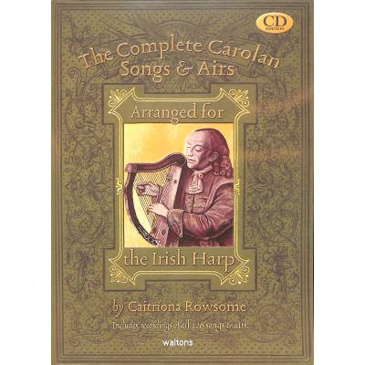 The complete carolan songs + airs