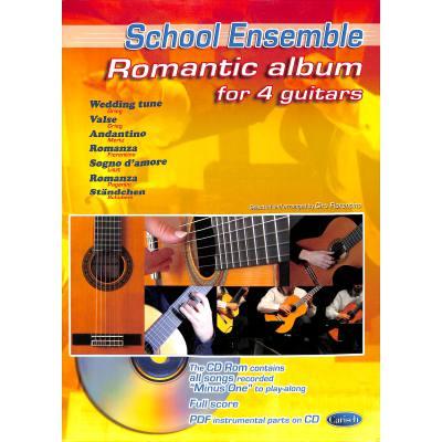 School Ensemble Romantic Album