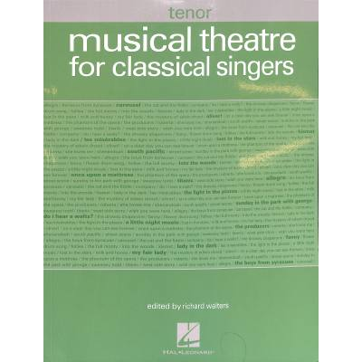 Musical theatre for classical singers