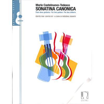 Sonatina canonica