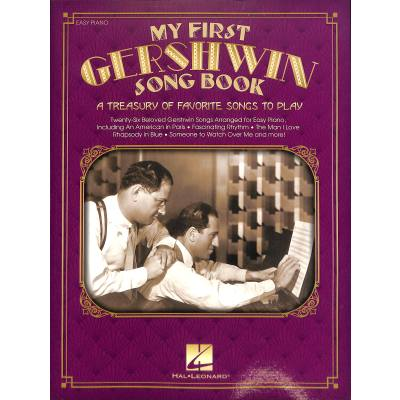 my-first-gershwin-songbook