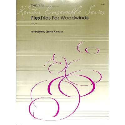 Flex Trios for Woodwinds