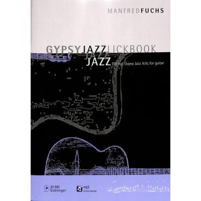 Gypsy Jazz Lickbook