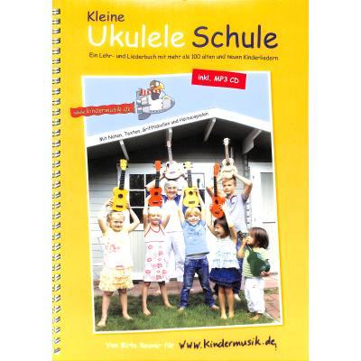 Kleine Ukulelen Schule