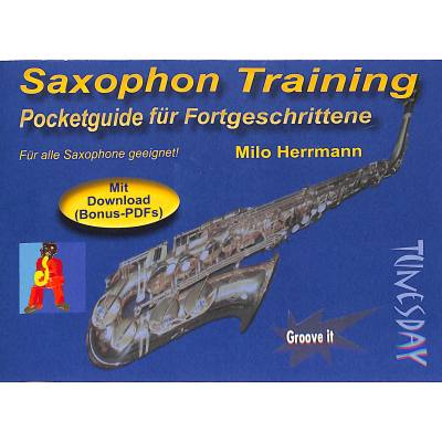 saxophon-training