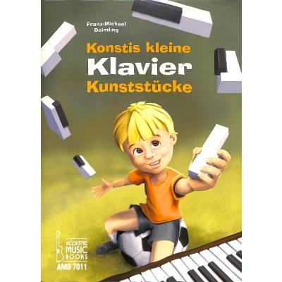 Konstis kleine Klavier Kunststuecke