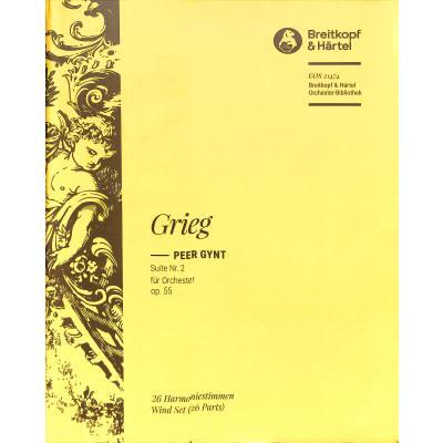 Peer Gynt Suite 2 op 55