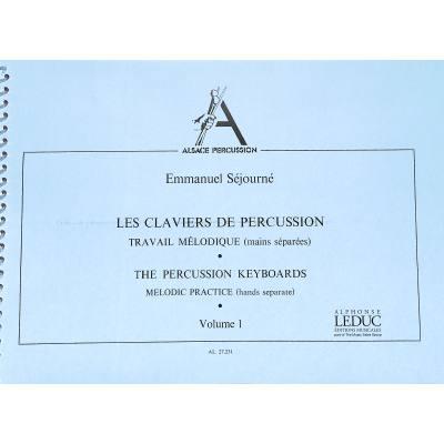 Les claviers de percussion 1