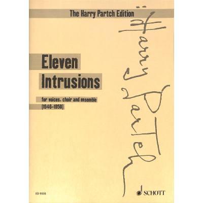 11 intrusions