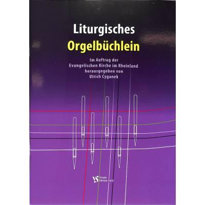 liturgisches-orgelbuechlein