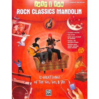 Just for fun - Rock classics Mandolin