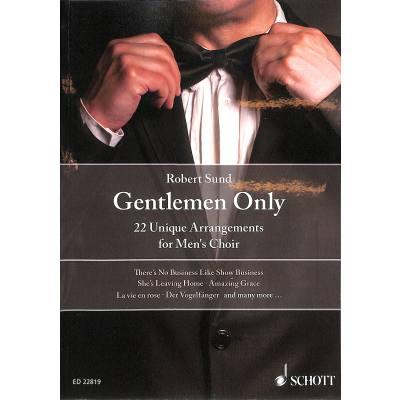 gentlemen-only