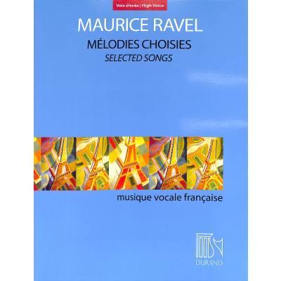 melodies-choisies-selected-songs