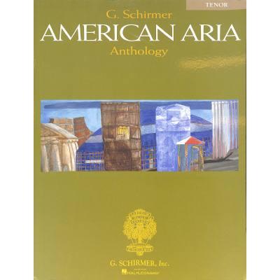 american-aria-anthology, 34.50 EUR @ notenbuch-de